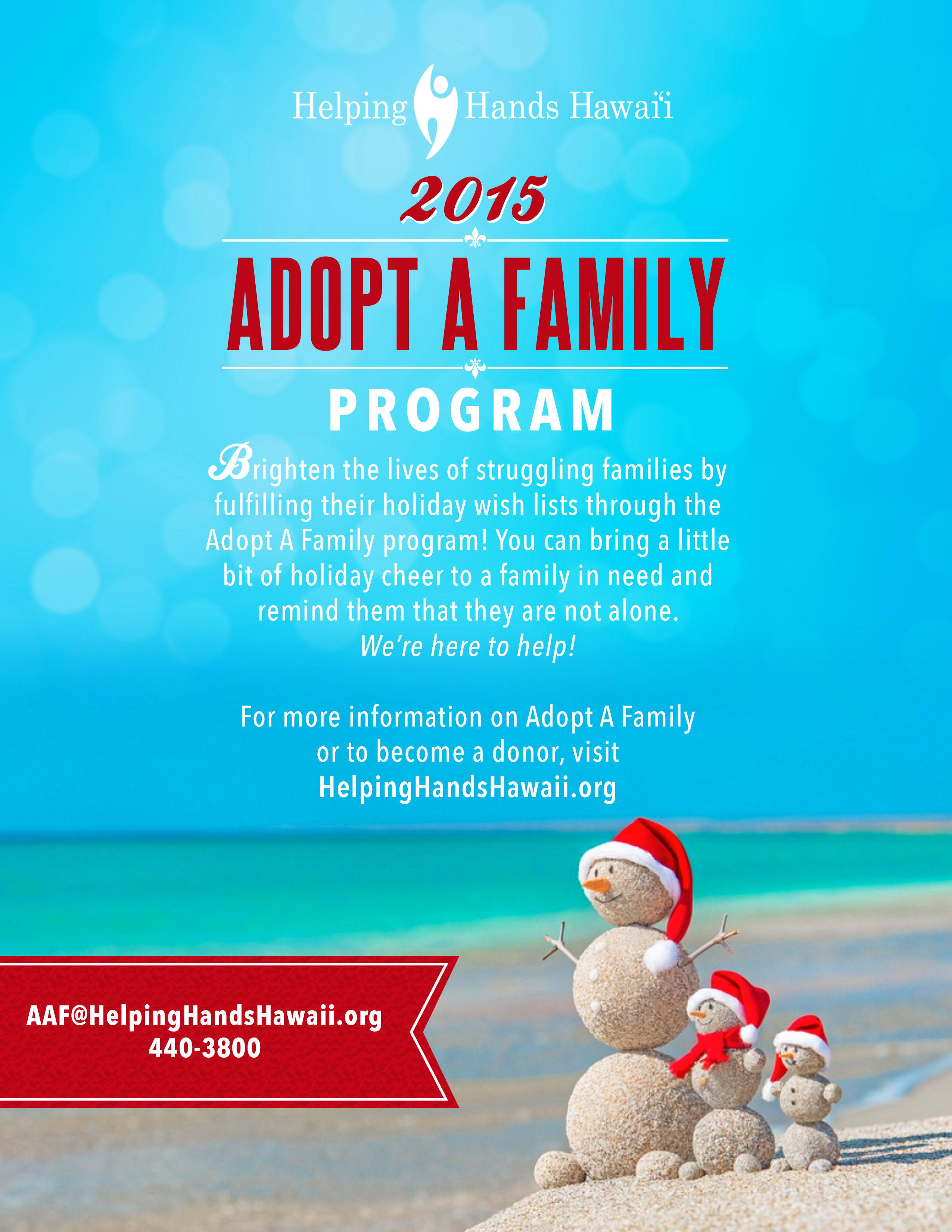 Adopt A Family For Christmas.Holiday Giving Through Adopt A Family Program Helping