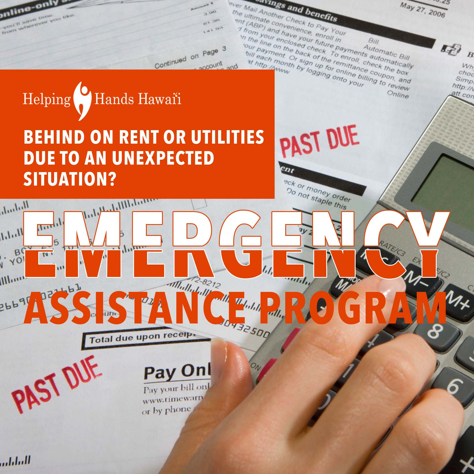 emergency assistance program | helping hands hawaii