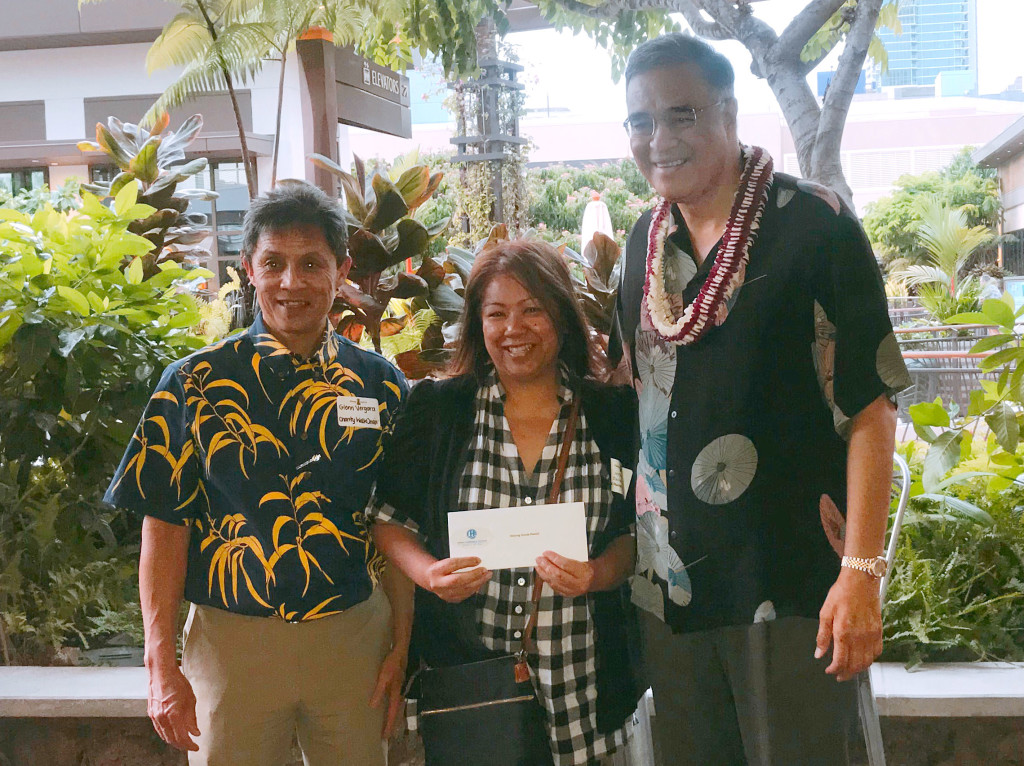 Mahalo Hawaii Lodging & Tourism Association and Charity